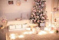 Christmas Romantic Room Photography Backdrops Photo Studio Props Background