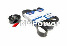 Optibelt DRIVE PULLEY BELT SET FOR NISSAN MAXIMA 03- 09 3.5L V6 24V J31 VQ35DE