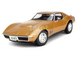 Chevrolet Corvette Coupé 1969 - Norev 1/18