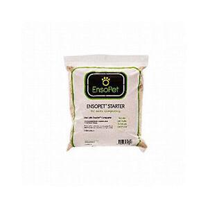 EnsoPet starter powder (pet waste composting)