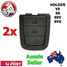 2 X Holden Ve Commodore Remote Shell Berlina Calais SS Sv6 HSV GTS Omega