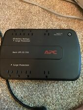 Apc Back-Ups Es 550 Power Supply Backup Battery Surge Protection No Battery