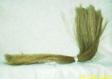 Horse Hair, Natural Silver Grey, 1 Ounce, XL 22-26 inch