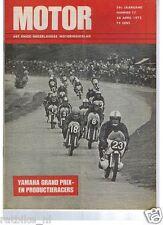 MO7217-YAMAHA GP RACERS TD3,TR3,JADA 500,CROSS NORG