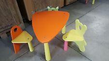 Table et chaises Récré pour enfants