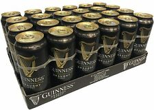 Guinness Draught (24 x 440ml cans)
