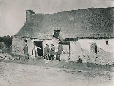 ROSPORDEN c. 1940 - Maison Bretonne Finistère - DIV198