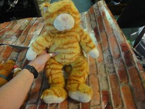 """BUild a bear workshop Kitty cat tabby 17"""""""