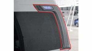 QUARTER POST PILLAR COVER WITH LED LIGHT FOR TOYOTA HIACE COMMUTER