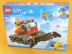Lego® - City - Pistenraupe mit Schneekanone - Nr. 60222 - ab 6 Jahren - Neu&Ovp