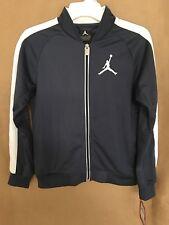 NEW Nike Jordan Legacy Activewear Jacket Big Boys Size S Thunder Blue/White