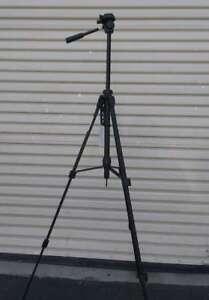 WT3730 Weifeng Aluminium Alloy Light Weight Tripod Stand Support Binoculars