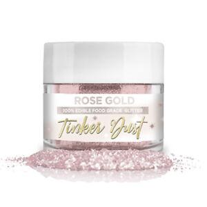 Bakell® Rose Gold Tinker Dust® 5g Edible Glitter