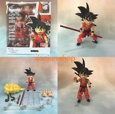 SHF S.H. Figuarts Dragonball Z Son Gokou Goku Kid Boy  Action Figure New In Box