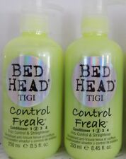 2 Bed Head Tigi CONTROL FREAK CONDITIONER for Frizz Control 8.5 oz Each