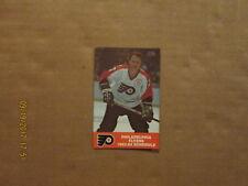 NHL Philadelphia Flyers Vintage Circa 1982-83 Hockey Logo Pocket Schedule