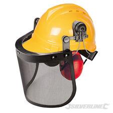 SILVERLINE 140873 Forestry Helmet Forestry
