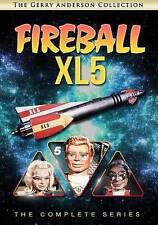 Fireball XL5 DVD, 5-Disc Set Gerry Anderson puppets toy animation films tv show