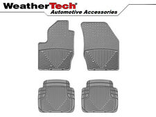 WeatherTech All-Weather Floor Mats - Chrysler Sebring - 2007-2010 - Grey