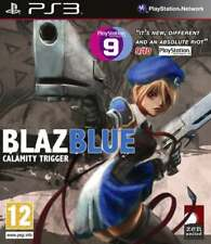 BlazBlue: Calamity Trigger (Playstation 3) NEW & Sealed