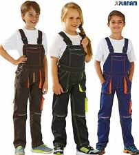 PLANAM Kinder Latzhose Arbeitshose Kinder Bekleidung viele Größen