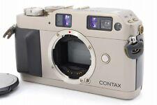 【Near Mint】Contax G1(Green label) 35mm Rangefinder Film Camera from Japan(087)