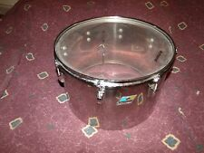 1970's Ludwig pointy B&O Stainless Steel 16 x 10 Tom timp/concert VG *Worldwide*