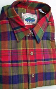 Flannel Shirts - Casual - Sport Flannel - Cotton - Above Average - 2X-BIG