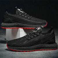 AU Men Casual Sport Running Mesh Sneakers Athletic Trainers Shoe