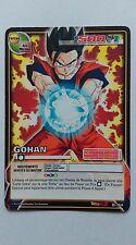 Carte Dragon ball Z Gohan D-764
