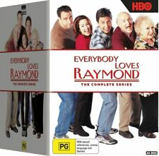 EVERYBODY LOVES RAYMOND THE COMPLETE SERIES 1-9 DVD BOXSET 44 DISC NEW / SEALED