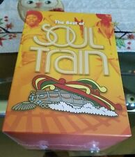 The Best of Soul Train 9 DVD Box Set TVs SOUL MUSIC EXTRAVAGANZA RARE BRAND NEW