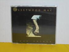 MAXI CD - FLEETWOOD MAC - LOVE SHINES