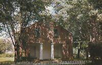 (T)  Mooresville, AL - Ante-Bellum Methodist Church - Exterior and Grounds