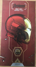 Hot Toys ~ IRON MAN MARK 45 ~ 1/4 SCALE ACTION FIGURE ~ Age of Ultron QS006 New