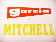 Garcia Mitchell Nos Red Rubber Bail Bumper 400, 401, 410, 411, 510 #81104