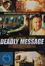 DVD NEU/OVP - Deadly Message - Harvey Keitel, Ed Quinn &  Joey Lauren Adams