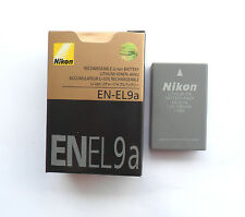 New EN-EL9a EL9 Battery Pack For Nikon DSLR D60 D40 D40x D3000 D5000