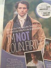 NEW TV Magazine Dec 2013 MATTHEW RHYS MATT GOSS JONAS ARMSTRONG STEPHEN MCGANN