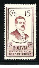 Bolivia Stamps- Scott # 154/A56-15c-Mint/LH-1925