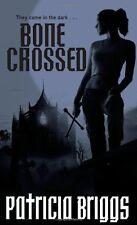 PATRICIA BRIGGS ___ BONE CROSSED ____ BRAND NEW ___ FREEPOST UK