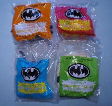 McDonald's 1992 - Batman Returns - Complete Set of 4 MIP