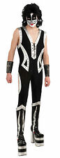 KISS Catman Peter Criss Rock Star Band Collector Edition Rental Adult Costume