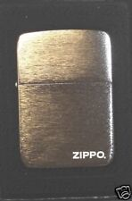 Zippo 1941 Black Ice Vintage Lighter Model 24485 NEW