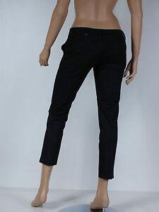 pantalon pantacourt FORNARINA TAILLE W 30 ( T  40 )