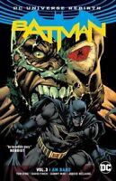 Batman Vol. 3: I Am Bane (Rebirth) [New Book] Graphic Novel, Paperback