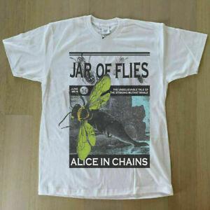 Vintage 1994 Alice In Chains Jar of Flies Concert Tour t shirt reprint S-3XL