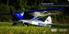 Eflite E-flite Carbon Z Cub BNF Basic RC Scale Aerobatic Airplane EFL10450