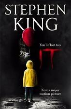 It : film tie-in edition of Stephen King's IT by Stephen King Book   NEW AU