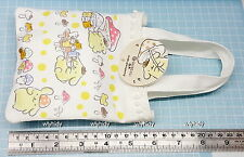 Sanrio Pom Pom Purin Mini Cotton Tote Bag Made In Japan Limit - Its' Demo , h#6